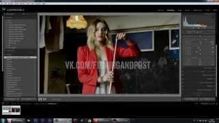 Davinci Resolve 11 видеоурок - перенос коррекций из Lightroom
