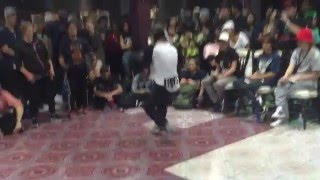 Freestyle Session 2015 Bgirl Battle Prelim
