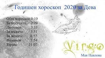 Хороскоп Дева 2020
