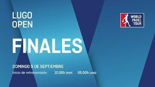 Finales - Lugo Open- World Padel Tour