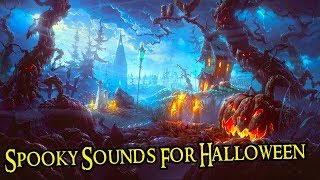 Spooky Sounds For Halloween | Halloween Sounds Of Horror