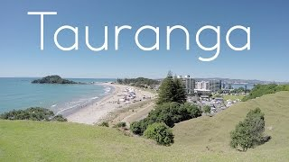 Tauranga, New Zealand In Hd