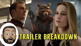 Avengers: Endgame - Trailer #2 Breakdown