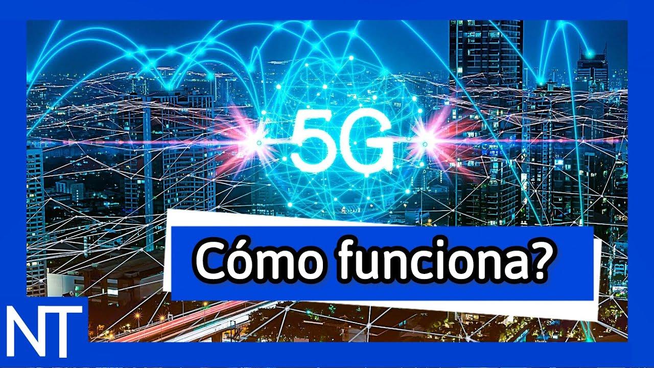 Red 5G: !! Explicada fácilmente !! | NT#39
