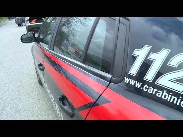 Torrenova, incidente mortale in via Fragale - Le immagini