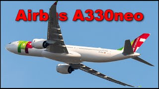 Awesome Airbus A330neo | TAP Air