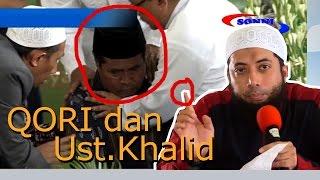 Download Video Inilah Reaksi Ustadz Khalid Basalamah terhadap VIdeo Detik Detik Qori M3ningg4l Saat BAca Al Quran MP3 3GP MP4