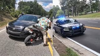Hit and Run Drivers and Cool Cops. NEW