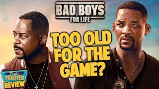 BAD BOYS FOR LIFE MOVIE REVIEW 2020 | Double Toasted