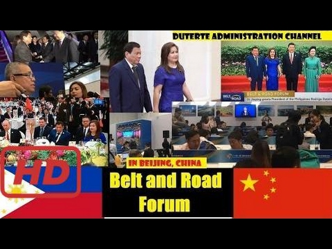 BELT AND ROAD FORUM BEIJING, CHINA
