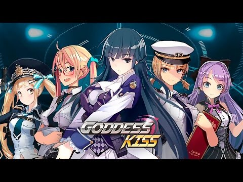 Sexy Mobile Suit Drivers - Goddess Kiss (Android/ISO) Tutorial + First Area