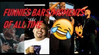 😂FUNNIEST BARS & MOMENTS OF ALL TIME (TRY NOT TO LAUGH CHALLENGE) #LOL #TNTL
