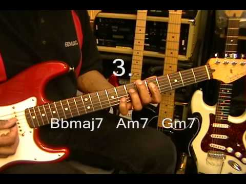 Guitar Close Up How To Play And Embellish Al Green LET'S STAY TOGETHER Chords