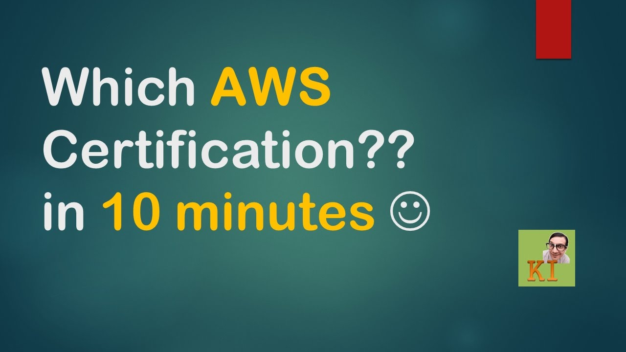 Which aws certification in 10 minutes english youtube which aws certification in 10 minutes english xflitez Images
