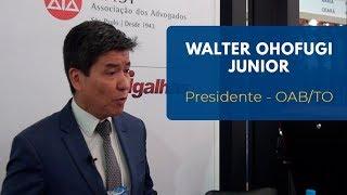 Walter Ohofugi Junior | Mercado de trabalho