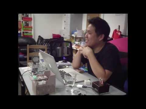Shingo Hisakawa - Hackerspace Cool Geeks meetup: Hackware and Diybio special