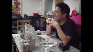Shingo Hisakawa - Hackerspace Cool Geeks meetup: Hackware and Diybio special