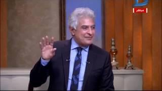 بالفيديو.. أحمد آدم يهدي الإبراشي «جركن» جاز: هنولع الاستديو