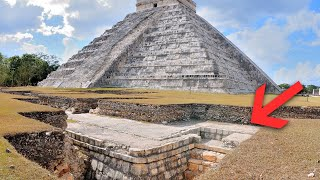 10 SECRETS Of The Ancient Pyramids
