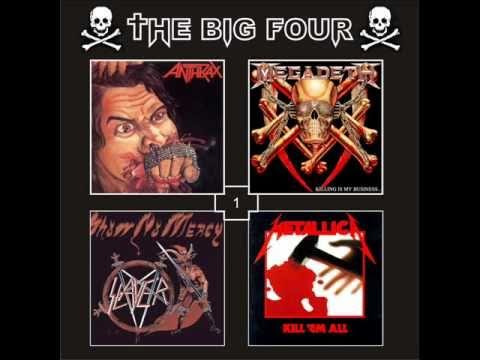 The Big Four Show No Mercy mp3