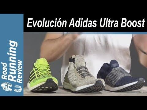 LIVE - La evolución de las Adidas Ultra Boost
