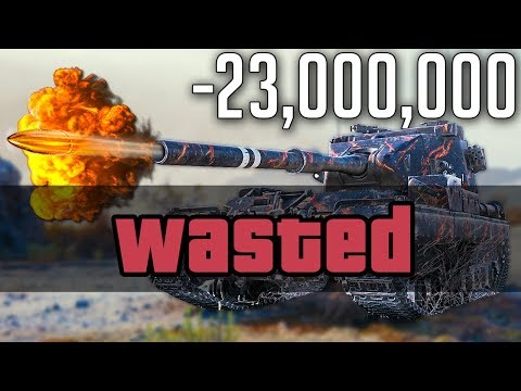 The Most Expensive Tank... After Foch 155! ► World Of Tanks FV215b 183 Black Market Sales