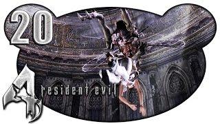 Resident Evil 4 HD #20 - Eine wahre Erleichterung (Let's Play Re-Play)