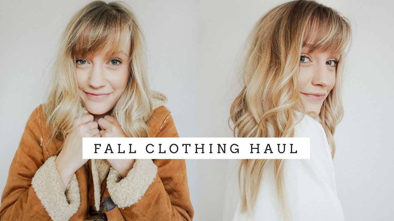 Madewell Anthropologie Haul And Try On Youtube