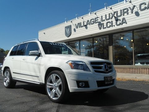 2010-mercedes-benz-glk350-in-review---village-luxury-cars-toronto