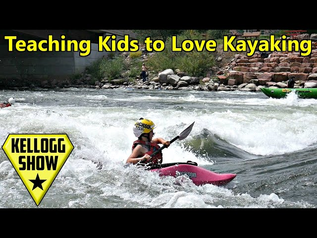 Top 10 Ways To Teach Kids To Love Kayaking