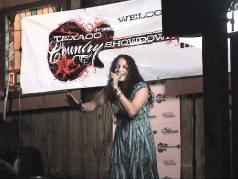 Jennifer Grace - Live At The Cookhouse for the CT Country Star competition