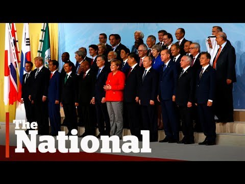 Will the G20 summit lead to consensus or collision?