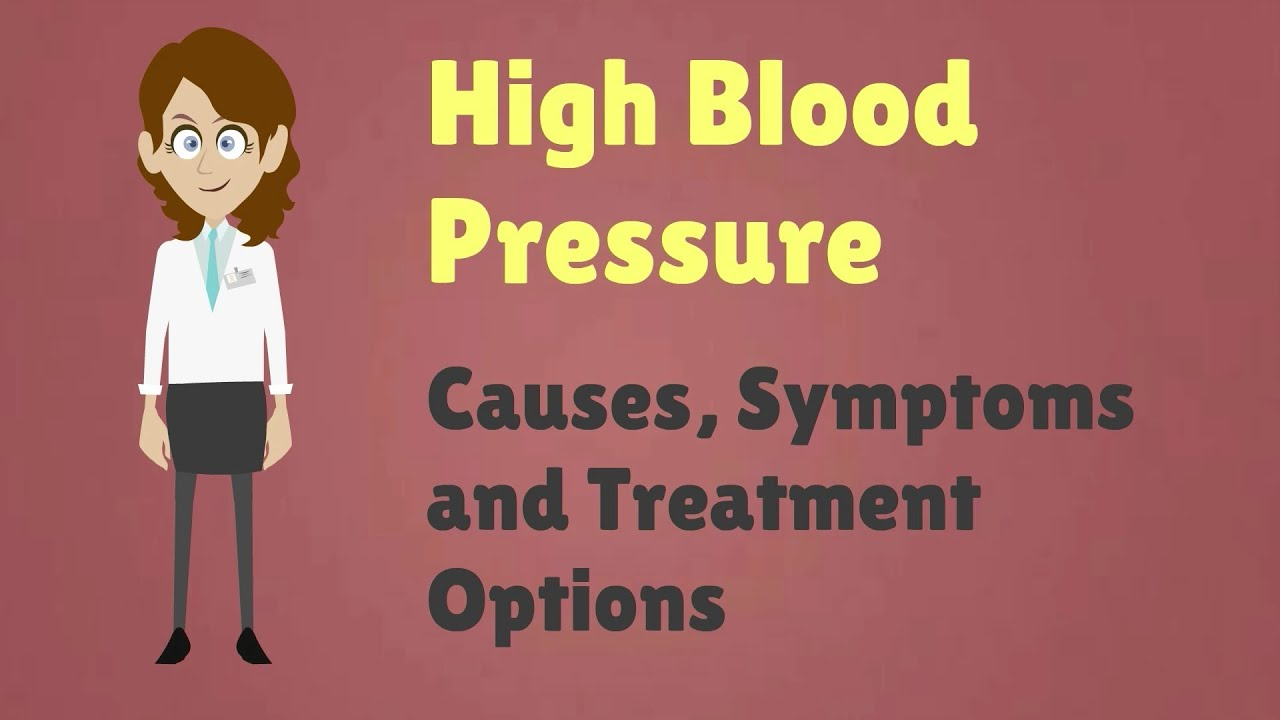 high blood pressure - causes, symptoms and treatment options - youtube, Skeleton