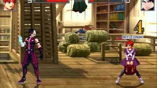 Yuki Kushinada - Gals Fighter