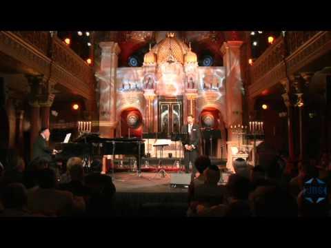 Jewish Culture Festival: Cantor Concert (Part 1)