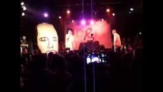 EARLWOLF - ORANGE JUICE SASQUATCH ODD FUTURE - LIVE @ EL REY - 8.27.2013