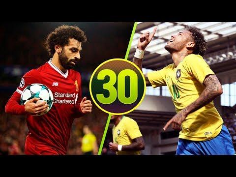 Top 30 Solo Goals Of 2017/18 Season