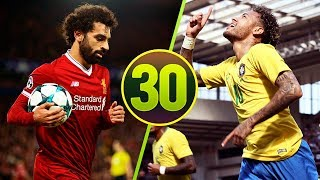 Top 30 Solo Goals Of 2017/18 Season