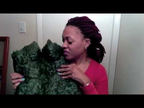 Diy Poison Ivy Homemade Halloween Costume Youtube