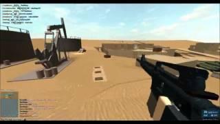 Roblox: Expert Phantom Forces Beta game play