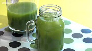 Cucumber Juice Recipe for Detox and Weight Loss