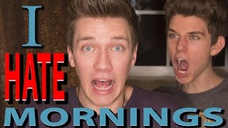 TOP 10 THINGS I HATE ABOUT THE MORNING!! Snapchat: CollinsKey SUBSCRIBE FOR MORE VIDEOS: http://bit.ly/1k8z6Ru CLICK TO SHARE: Tweet: ...