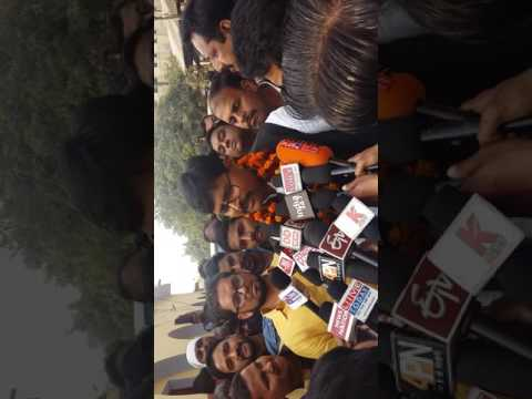 MLA Abhay Singh Nomination Interview by Atul Mishra