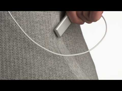 The New Ipod Shuffle : The Worlds Smallest Music Player!