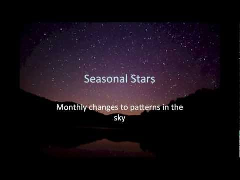 Introductory Astronomy: Seasonal Changes in Star Patterns