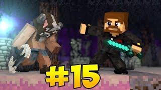 НОВОЕ ПУТЕШЕСТВИЕ #15 - МИНТОАВР НАПАЛ НА КОЛОНИЮ - Minecraft