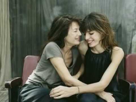 Jane Birkin & Daughters - Never Alone