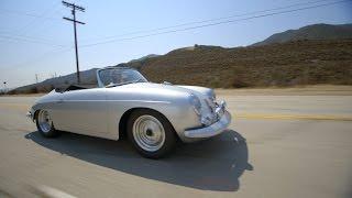 Meet the Man Restoring Vintage Porsches Into Works of Art