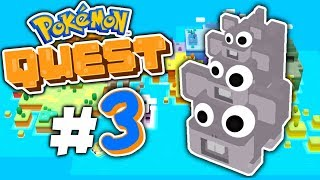 """Pokemon Quest - """"CAN"""
