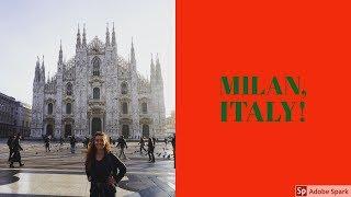 Solo Travel to Milan!